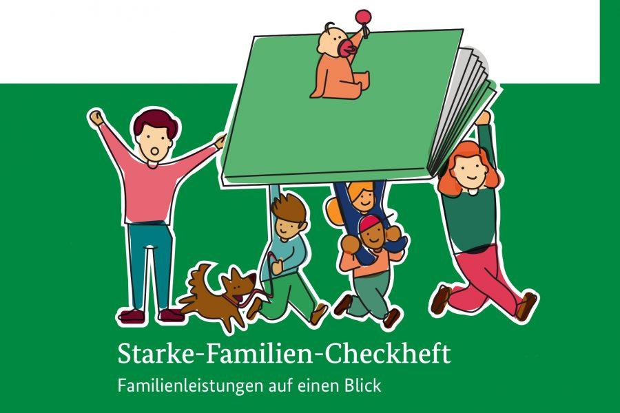 """Bildergebnis für starke familien gesetz checkheft"""""""